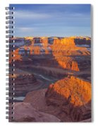 Dead Horse State Park Spiral Notebook