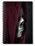 Dead Knight Spiral Notebook