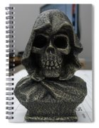 Dead On Time Spiral Notebook
