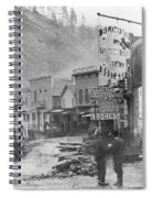 Deadwood, South Dakota Spiral Notebook