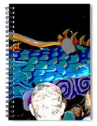 Dean Posterized Spiral Notebook
