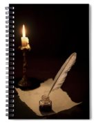 Dear Diary... Spiral Notebook