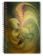 Dear Heart Spiral Notebook