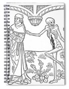 Death - Doctor And Lover Spiral Notebook