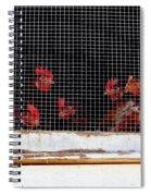 Death Row Spiral Notebook