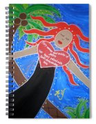Deborah Spiral Notebook