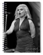 Deborah Harry Spiral Notebook