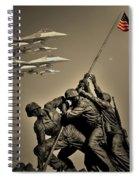Dec 28th 2011 Spiral Notebook
