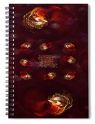 Decadence Spiral Notebook