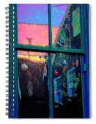 December Afternoon Spiral Notebook