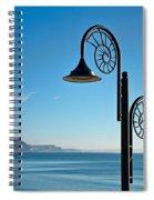 December Morning Spiral Notebook