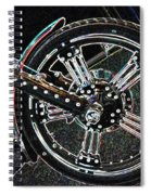 Decked Out Spiral Notebook