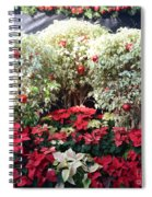 Decorated For Christmas Spiral Notebook