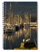 Deep Bay Spiral Notebook