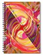 Deep Calls Unto Deep Spiral Notebook