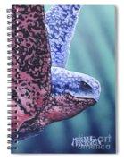 Deep Diver Spiral Notebook