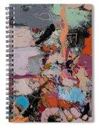 Deep Impulses Spiral Notebook