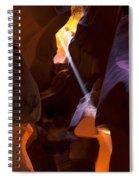 Deep In Antelope Spiral Notebook