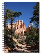 Deep In The Bryce Canyon Spiral Notebook