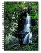 Deep In The Mountains Spiral Notebook