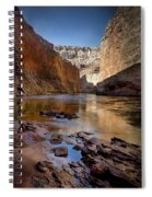 Deep Inside The Grand Canyon Spiral Notebook