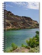 Deep Lake - Washington State Spiral Notebook