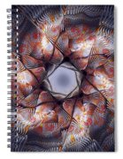Deep Sea Creature Spiral Notebook