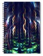 Deep Sea Spiral Notebook