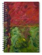Deep Set Roots Spiral Notebook