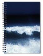 Deep Tide Spiral Notebook