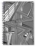 Deeper And Deeper Spiral Notebook