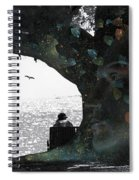 Deeply Rooted Spiral Notebook