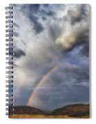 Deer Creek Storm Spiral Notebook