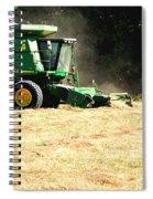 Deere 9650 Sts 16006 Spiral Notebook