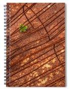 Persistence Spiral Notebook