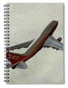 Definition - Boeing 747 Spiral Notebook