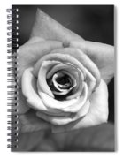 Definition Three Spiral Notebook