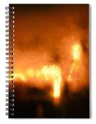 Defrosting Spiral Notebook