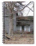 Defunct House Spiral Notebook