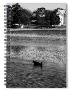Defuniak Lake  Spiral Notebook