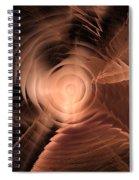 Deja Vu / Rabbit Hole Spiral Notebook