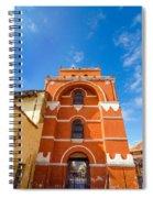 Del Carmen Arch Spiral Notebook