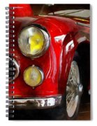 Delahaye 235 - Automobile   Spiral Notebook