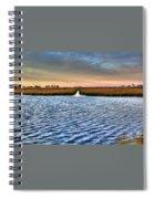 Delaware- Assawoman Bay Spiral Notebook