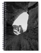 Delicate Arch 4 Spiral Notebook
