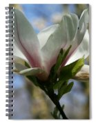 Delicate Bloom Spiral Notebook