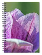 Delicate Nature Spiral Notebook