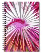 Delicate Orchid Blossom - Abstract Spiral Notebook