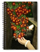 Delicate Touch Spiral Notebook