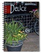 Delice Spiral Notebook